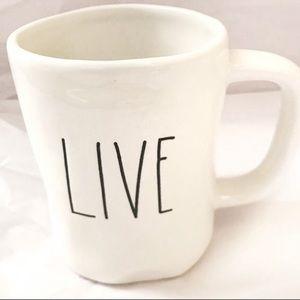 Rae Dunn LIVE mug